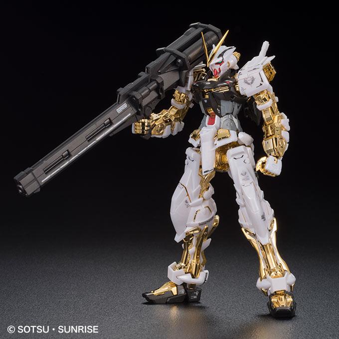 MG 1/100 ガンダムアストレイ ゴールドフレーム[スペシャルコーティング]