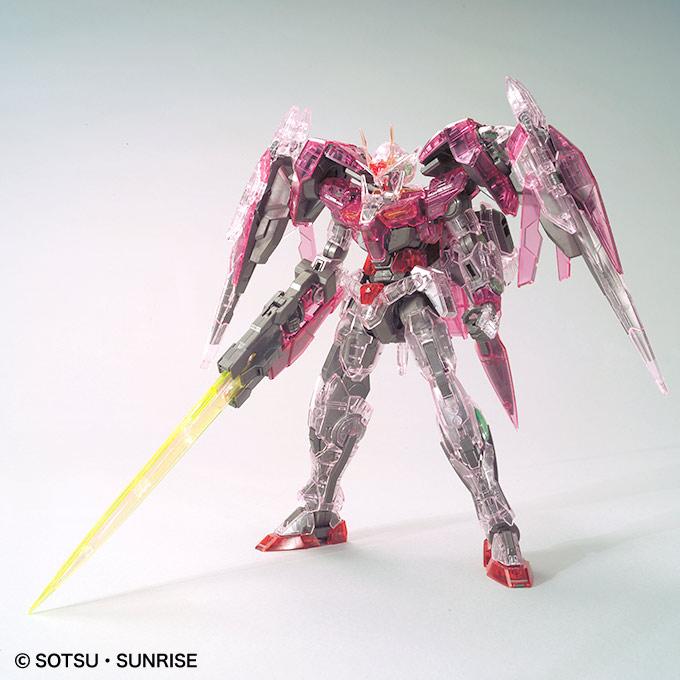MG 1/100 ガンダムベース 限定 トランザムライザー[クリアカラー]