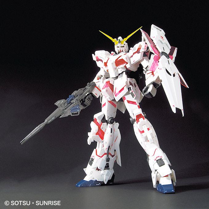 メガサイズモデル 1/48 ガンダムベース限定 RX-0 ユニコーンガンダム Ver. TWC